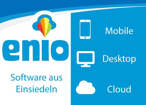 Enio Software aus Einsiedeln